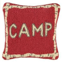 Square Camp Pillow
