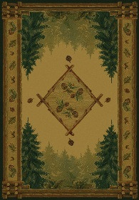 Forest Trail Rug