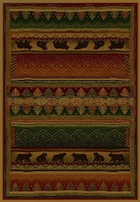 Bearwalk Rug
