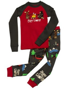 Pajamas - Happy Camper