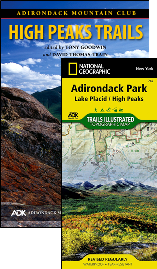 ADK Mt. Club - High Peaks Region Trail Guide