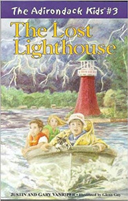 The Adirondack Kids # 3  The Lost Lighthouse