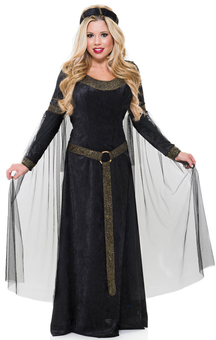Renaissance Lady Adult Costume Dress Women Princess Medieval Camelot Queen  New , www.dazzlingcostumes.com