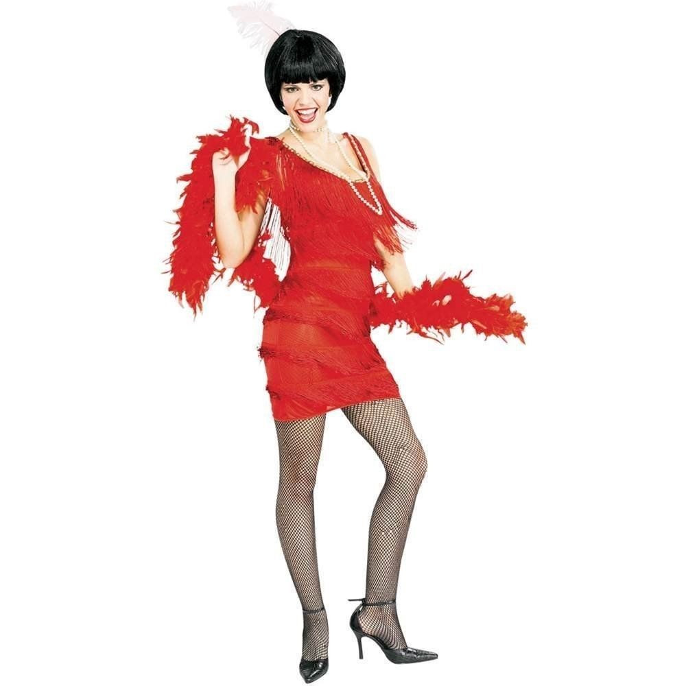 The Great Gatsby Red Dresses