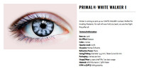 Primal Costume Contact Lenses Costume White Walker I Cosplay Make-up Anime