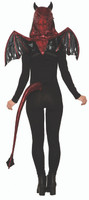 Demons & Devils Wings Adult Halloween Costume Accessory Dark Demon Vampire