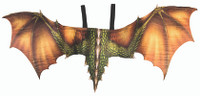 "Mythical Creatures Fantasy 36"" Dragon Wings Adult Halloween Costume Accessory"