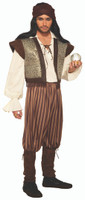 Woodland Fortune Teller Mystic Gypsy Peasant Ali Baba Adult Men's Costume STD