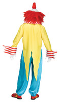 Wicked Clown Master Adult Costume Halloween Men's Killer Klown Horror Freak STD