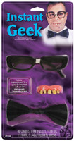 Instant Geek Nerd Kit Adult Costume Accessory Dork Dweeb Halloween Disguise