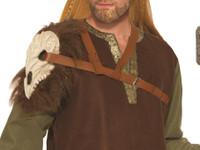 Dragon Skull Viking Shoulder Guard Armor Costume Accessory Warrior Dragon Slayer