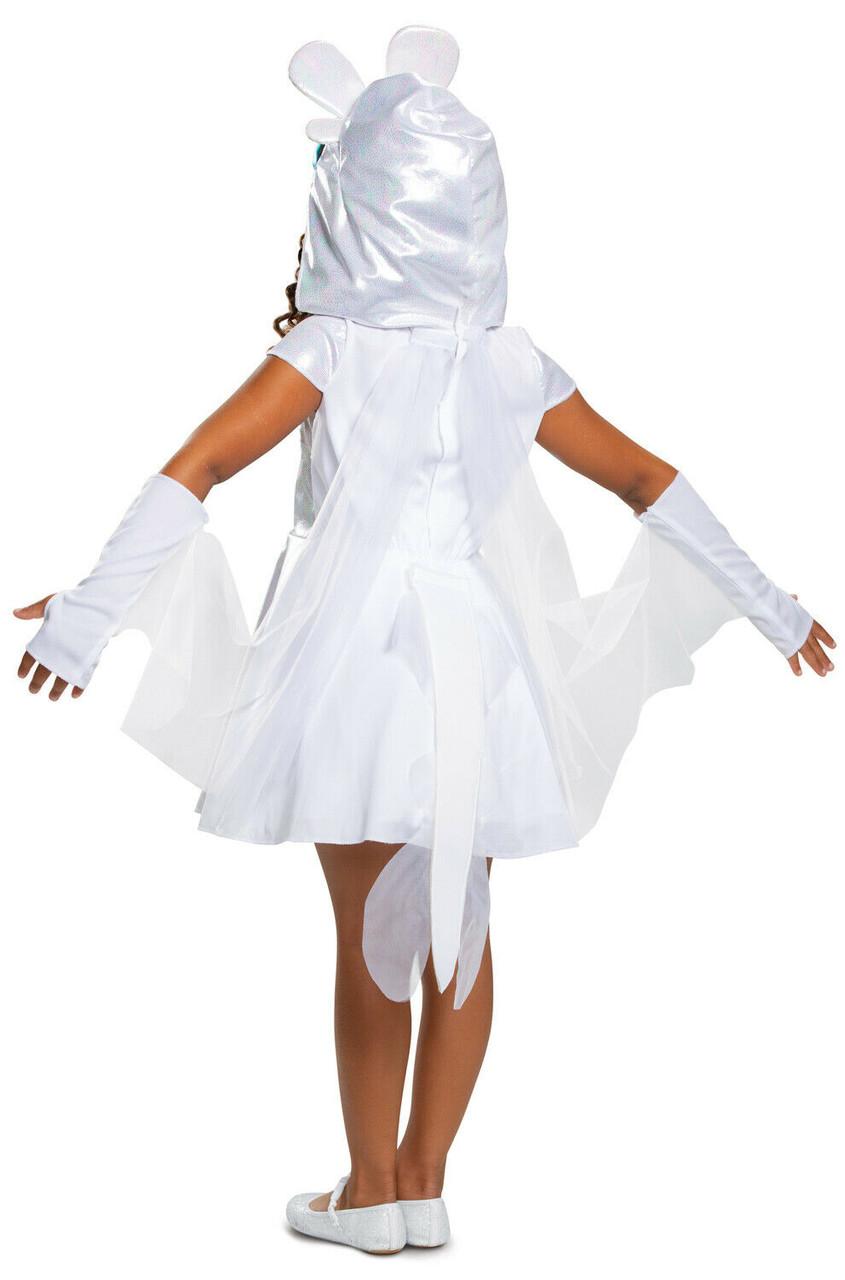 Toothless Night Fury Boys Fancy Dress Train Your Dragon 2 Kids Childrens Costume