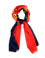 DC Comics Suicide Squad Property of Joker Scarf Harley Quinn Costume Accessory