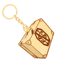 Fantastic Beast Metal Scamander Suitcase Keychain Keyring Where to Find Them