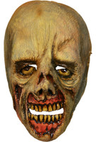 Trick Or Treat Studios Tom Savini Faces Of Horror Mort Zombie Adult Half Mask