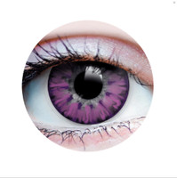 Primal Costume Contact Lenses Costume Enchanted Lilac Purple Cosplay Eye Make-up