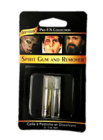 Graftobian Spirit Gum & Remover Theatrical Adhesive Professional Costume Make up
