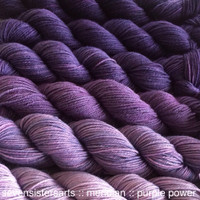 Meridian Gradient Purple Power