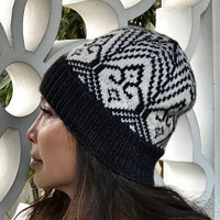 Cordate Hat Pattern