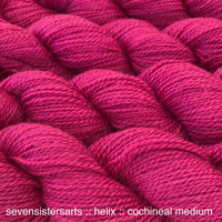 Helix Cochineal Med Natural Dye