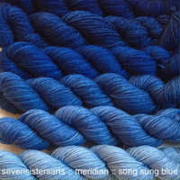 Meridian Gradient Set Song Sung Blue