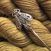 Jul Filigree Honeybee Shawl Stick
