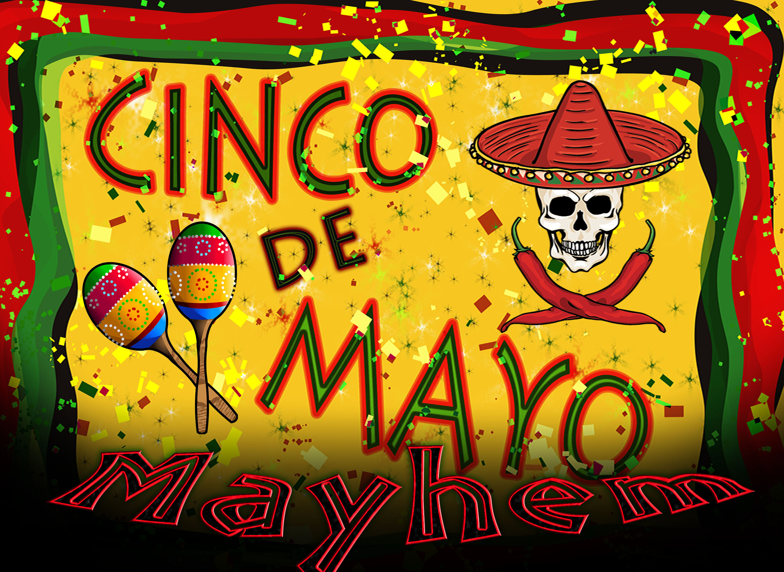 Cinco de Mayo Mayhem by My Mystery Party
