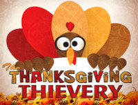 Thanksgiving thievery mystery party