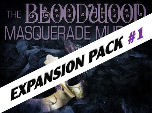 Bloodwoood masquerade ball expansion pack #1