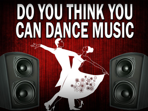 Do you think you can dance mp3 for mystery party bonus games