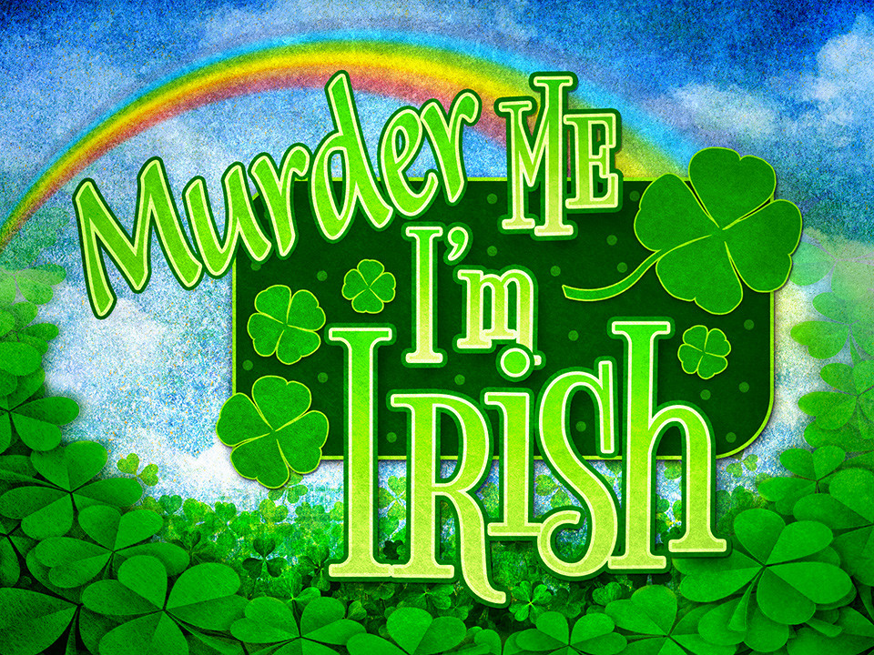St. Paddie's Day murder mystery party game.