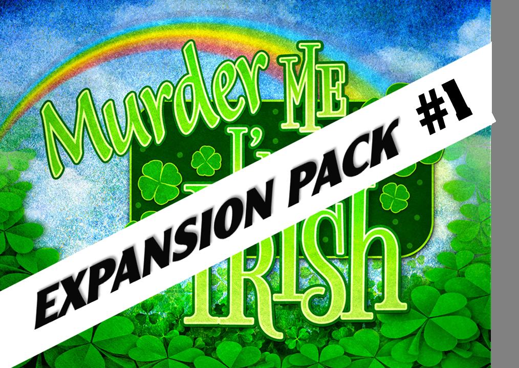 Irish mystery party game
