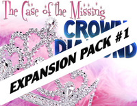 Miss Teen USA mystery party for kids expansion pack | My Mystery Party