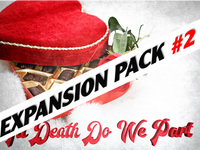 Valentine's Day murder mystery expansion pack #2