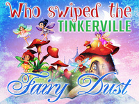 Fairy mystery party game