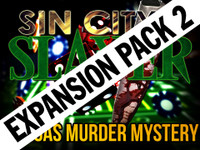 Sin City | a murder mystery party - expansion pack #2