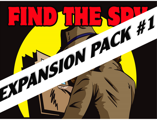 Find the Spy mystery party for tweens expansion pack