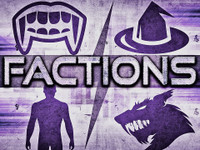 Factions | A murder mystery game expansion pack #1.