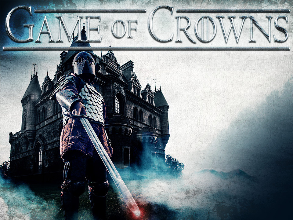 Game of Crowns | A murder mystery by My Mystery Party