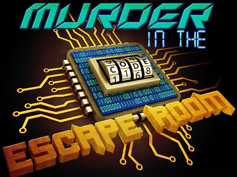 photograph about Escape Room Signs Printable named Murder in just the Escape House Boxed Package
