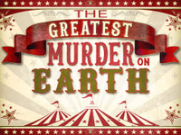The Greatest Murder on Earth murder mystery boxed set.