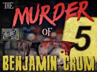 Catch a Killer Volume 2 - a case file murder mystery game.