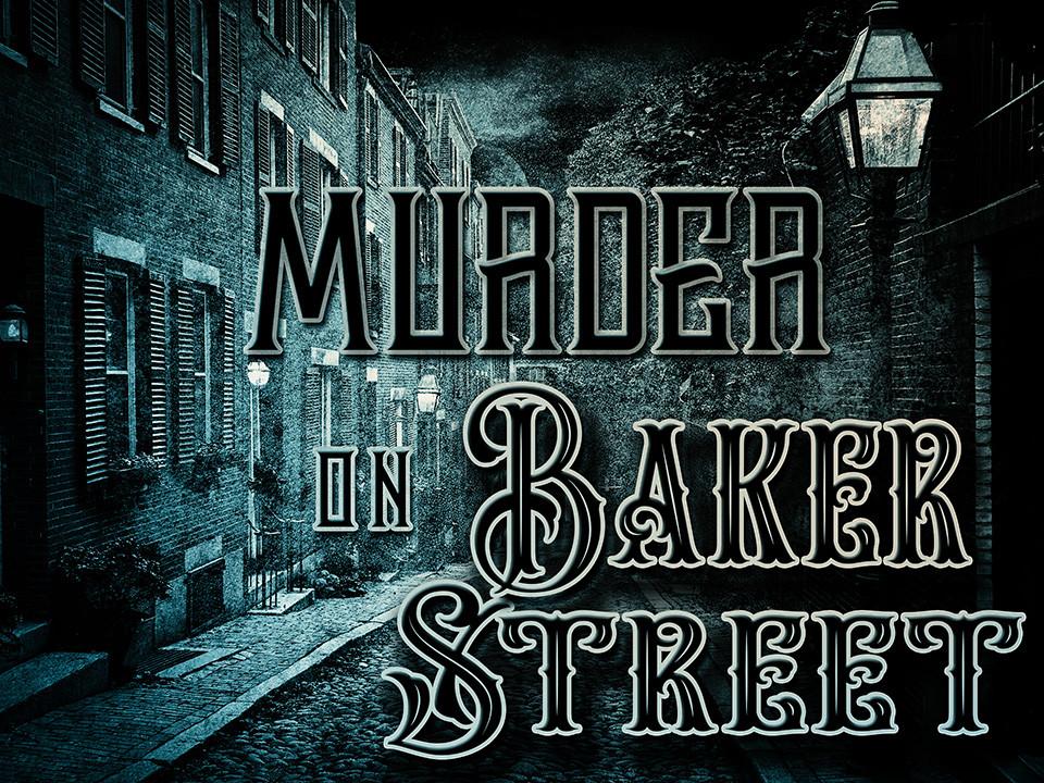 Murder on Baker Street boxed set.