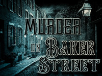 Murder on Baker Street boxed set.