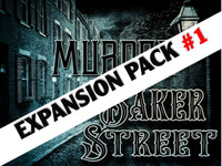 Murder on Baker Street | Expansion pack
