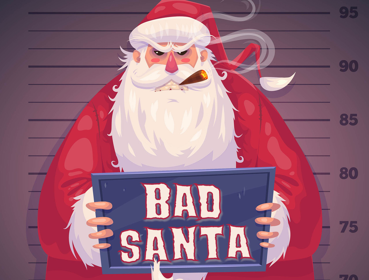 Bad Santa | A murder mystery game