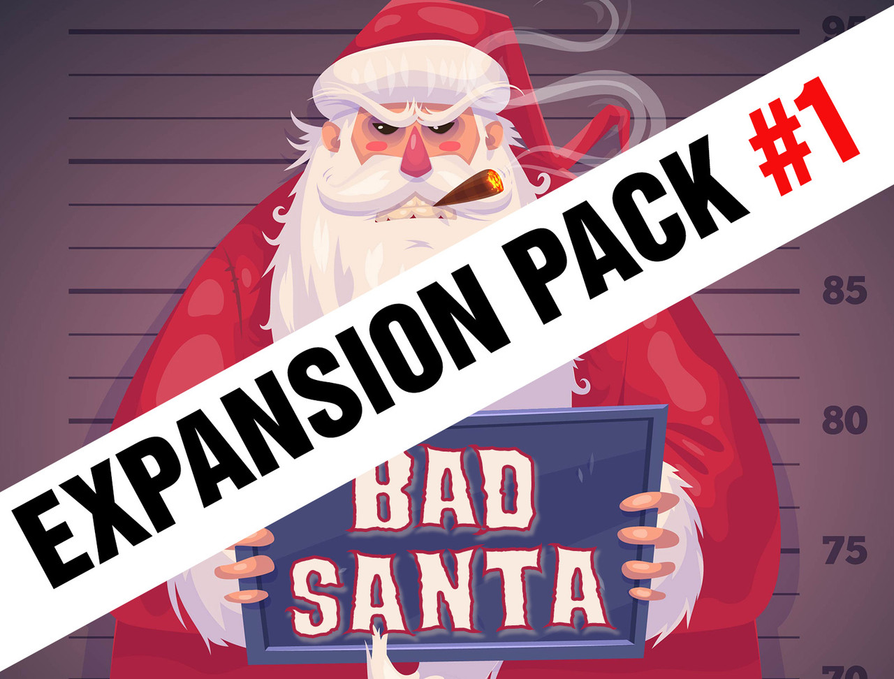 Bad Santa murder mystery expansion pack #1.