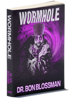 Wormhole (Behind the Mirror Trilogy, Book 2