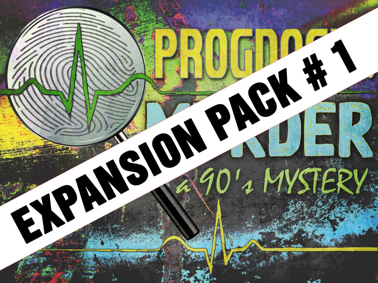 Prognosis Murder Expansion pack #1