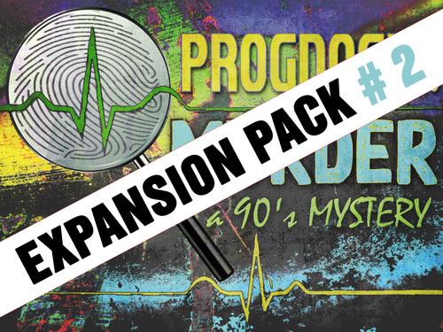 Prognosis Murder: A 90s murder mystery, Expansion pack #2